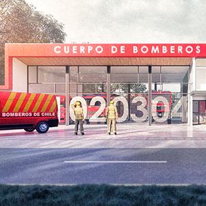 Cuartel Bomberos, La Estrella